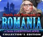 لعبة  Death and Betrayal in Romania: A Dana Knightstone Novel Collector's Edition