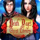 لعبة  Death Pages: Ghost Library