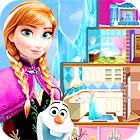 لعبة  Decorate Frozen Castle