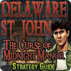 لعبة  Delaware St. John: The Curse of Midnight Manor Strategy Guide