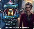 لعبة  Detectives United II: The Darkest Shrine Collector's Edition