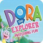لعبة  Dora the Explorer: Matching Fun