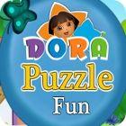 لعبة  Dora Puzzle Fun