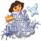 لعبة  Dora Saves the Snow Princess
