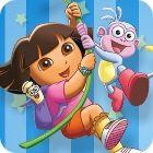 لعبة  Dora the Explorer: Find the Alphabets