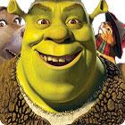 لعبة  Dress Shrek 4 Party