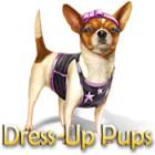 لعبة  Dress-up Pups