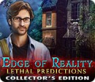 لعبة  Edge of Reality: Lethal Predictions Collector's Edition