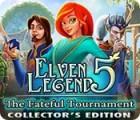 لعبة  Elven Legend 5: The Fateful Tournament Collector's Edition