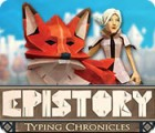 لعبة  Epistory: Typing Chronicles