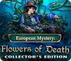 لعبة  European Mystery: Flowers of Death Collector's Edition