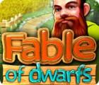 لعبة  Fable of Dwarfs