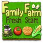 لعبة  Family Farm: Fresh Start
