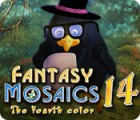 لعبة  Fantasy Mosaics 14: Fourth Color