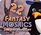 لعبة  Fantasy Mosaics 22: Summer Vacation