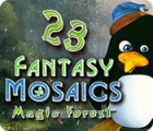 لعبة  Fantasy Mosaics 23: Magic Forest