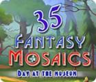 لعبة  Fantasy Mosaics 35: Day at the Museum