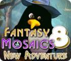 لعبة  Fantasy Mosaics 8: New Adventure