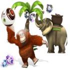 لعبة  Farm Frenzy 3: Madagascar