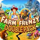 لعبة  Farm Frenzy 3 & Farm Frenzy: Viking Heroes Double Pack