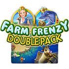 لعبة  Farm Frenzy: Ancient Rome & Farm Frenzy: Gone Fishing Double Pack