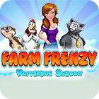 لعبة  Farm Frenzy: Hurricane Season