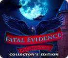 لعبة  Fatal Evidence: The Cursed Island Collector's Edition