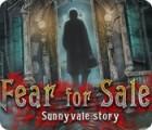 لعبة  Fear for Sale: Sunnyvale Story