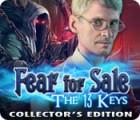 لعبة  Fear for Sale: The 13 Keys Collector's Edition