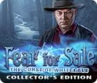 لعبة  Fear For Sale: The Curse of Whitefall Collector's Edition