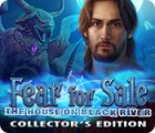 لعبة  Fear for Sale: The House on Black River Collector's Edition