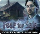 لعبة  Fear for Sale: Tiny Terrors Collector's Edition