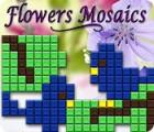 لعبة  Flowers Mosaics