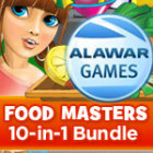 لعبة  Food Masters 10-in-1 Bundle