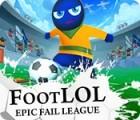 لعبة  Foot LOL: Epic Fail League