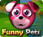 لعبة  Funny Pets
