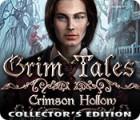 لعبة  Grim Tales: Crimson Hollow Collector's Edition
