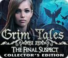لعبة  Grim Tales: The Final Suspect Collector's Edition