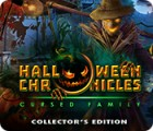 لعبة  Halloween Chronicles: Cursed Family Collector's Edition