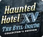 لعبة  Haunted Hotel XV: The Evil Inside Collector's Edition