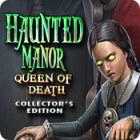 لعبة  Haunted Manor: Queen of Death Collector's Edition