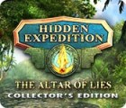 لعبة  Hidden Expedition: The Altar of Lies Collector's Edition