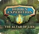 لعبة  Hidden Expedition: The Altar of Lies