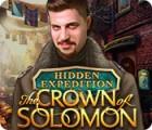 لعبة  Hidden Expedition: The Crown of Solomon