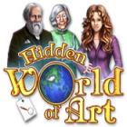لعبة  Hidden World of Art