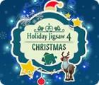 لعبة  Holiday Jigsaw Christmas 4