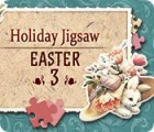 لعبة  Holiday Jigsaw Easter 3