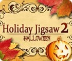 لعبة  Holiday Jigsaw Halloween 2