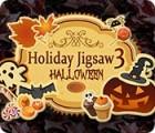 لعبة  Holiday Jigsaw Halloween 3