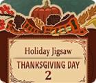 لعبة  Holiday Jigsaw Thanksgiving Day 2